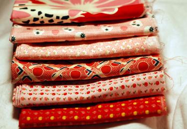 Blog amitie haul red pinks