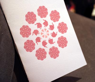 Gocco 1 card blog