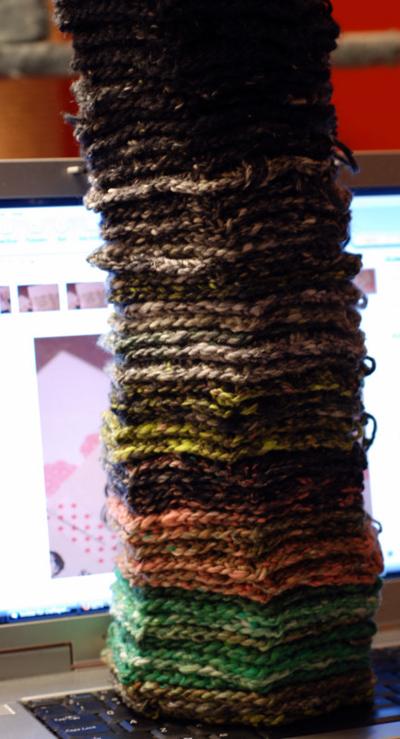 Stack of taiyo hexagons blog