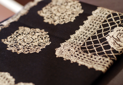 Sunday stash 5 doily lace blog