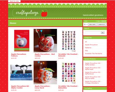 Craftapalooza - shop