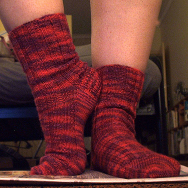 Gillians_cherry_tree_hill_socks