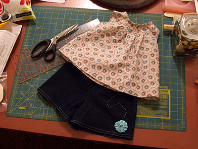 Doll Clothes Patterns: How to Find Tiny Materials   Doll